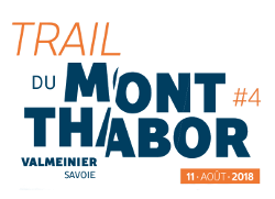Capture du site Trail du Mont Thabor 2018