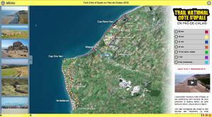 Trail Côte d'Opale en Pas-de-Calais 2019