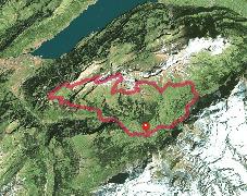 Eiger Ultra Trail 2016 - Trail E51