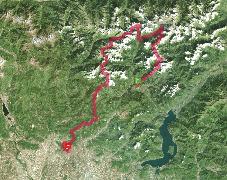 Reda Rewoolution Orobie Ultra-Trail 2016